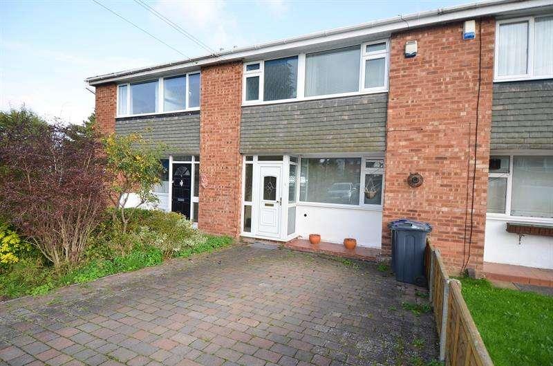 3 Bedrooms Terraced House for sale in Granton Close, Kings Heath, Birmingham
