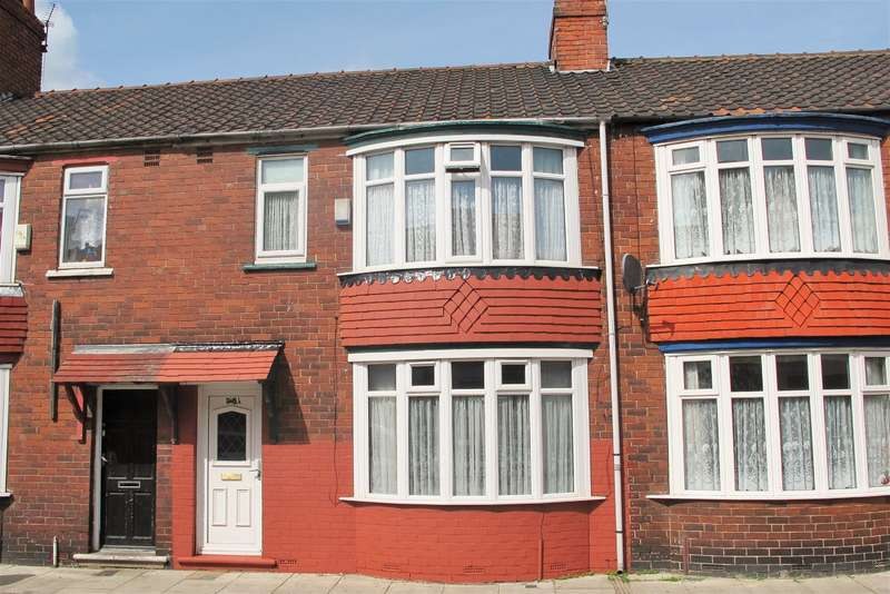 3 Bedrooms Terraced House for sale in Parliament Road, Middlesbrough, TS1 4JG