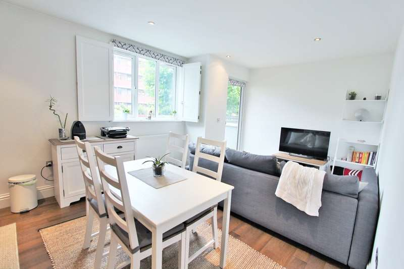 2 Bedrooms Flat for sale in Surrey Quays, Bush Road, London, SE8