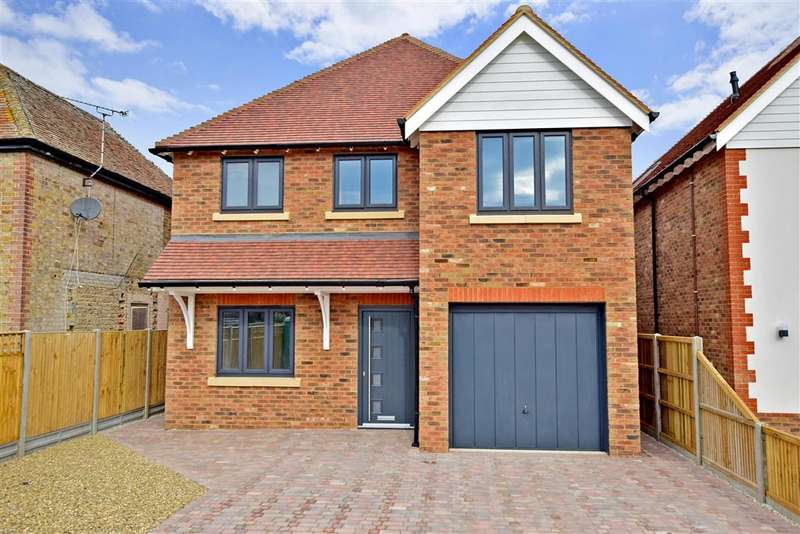 4 Bedrooms Detached House for sale in Bishopstone Lane, Herne Bay, Kent
