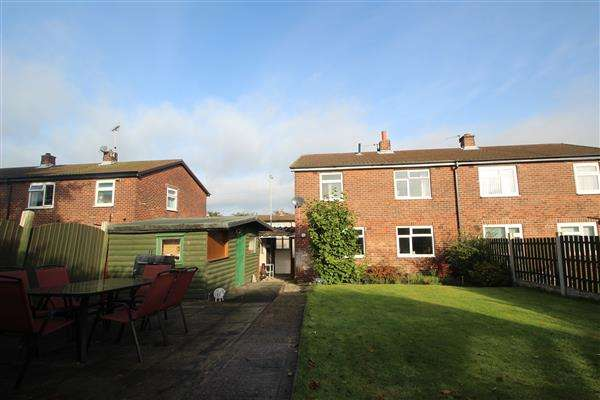 3 Bedrooms Semi Detached House for sale in Gargrave Crescent, Hemsworth
