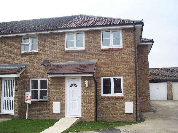 3 Bedrooms End Of Terrace House for sale in Boulters Close, Windsor Meadows, Cippenham