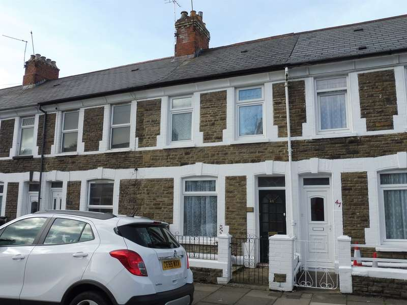 2 Bedrooms Property for sale in Arabella Street, Cardiff