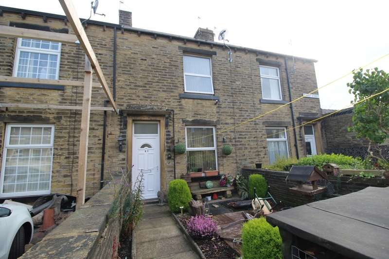 2 Bedrooms Terraced House for sale in Surrey Street, Halifax, HX1