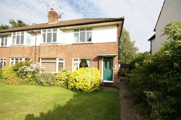 2 Bedrooms Maisonette Flat for sale in Hither Meadow, Chalfont St Peter, Buckinghamshire