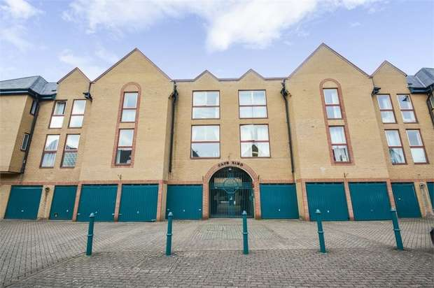 2 Bedrooms Flat for sale in Cape Yard, London
