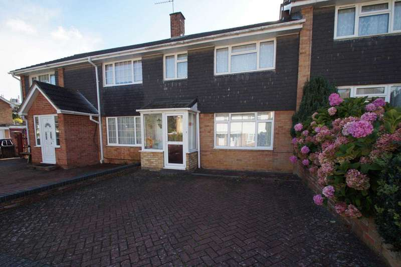 3 Bedrooms Terraced House for sale in Coulser Close, Hemel Hempstead