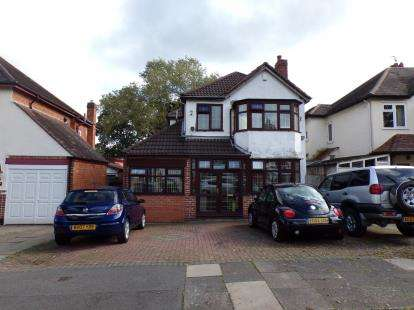 3 Bedrooms Detached House for sale in Bushmore Road, Birmingham