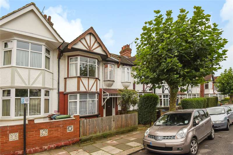 3 Bedrooms Terraced House for sale in Butler Road, Harrow, Middlesex, HA1