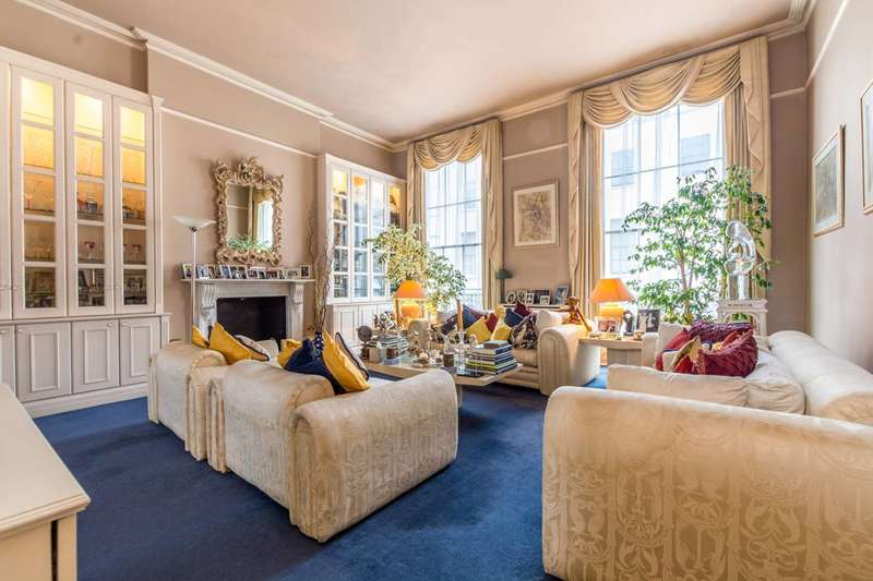 5 Bedrooms Terraced House for sale in George Street, Marylebone, W1H