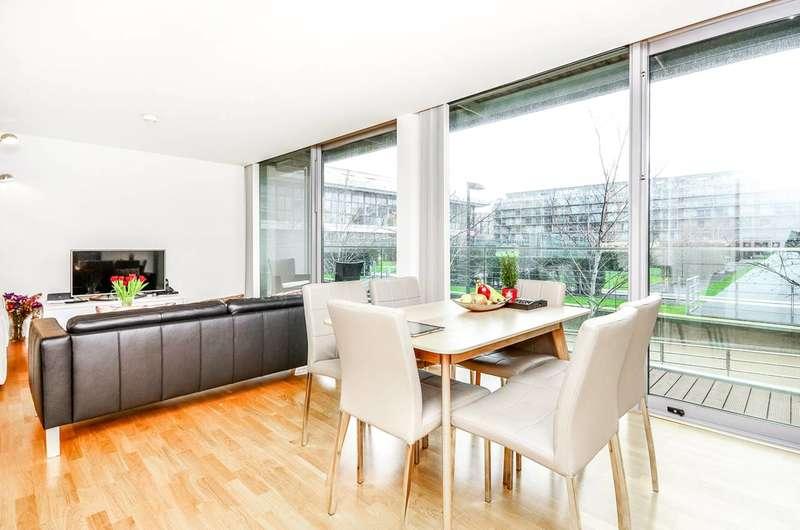 2 Bedrooms Flat for rent in Northstand Apartments, Highbury Stadium Square, Highbury, N5