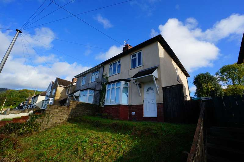 3 Bedrooms Semi Detached House for sale in Fernlea, Risca, Newport, NP11