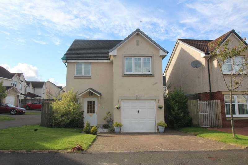 3 Bedrooms Detached House for sale in Forrest Place, Armadale, Bathgate, EH48