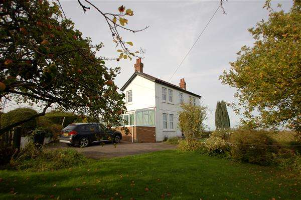 3 Bedrooms Detached House for sale in DEAN ROAD, NEWNHAM ON SEVERN