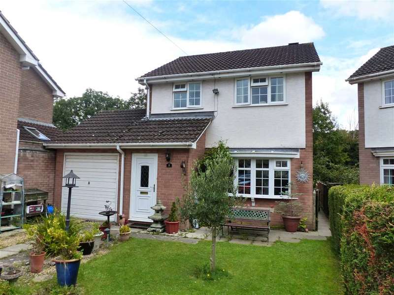 3 Bedrooms Detached House for sale in Orchard Farm Close, Sedbury, Chepstow