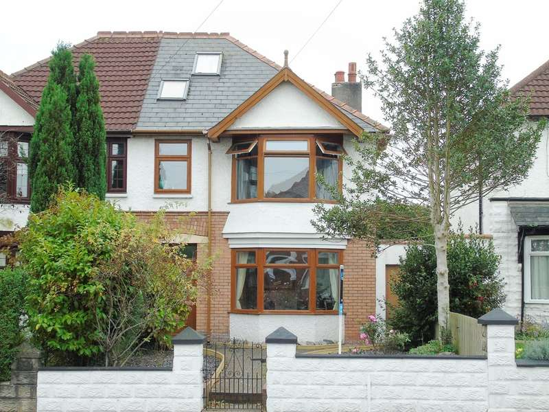 5 Bedrooms Semi Detached House for sale in Redlands Road, Penarth