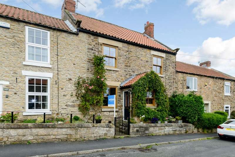 4 Bedrooms Terraced House for sale in Millbank, Heighington Village, Newton Aycliffe, County Durham DL5 6RF