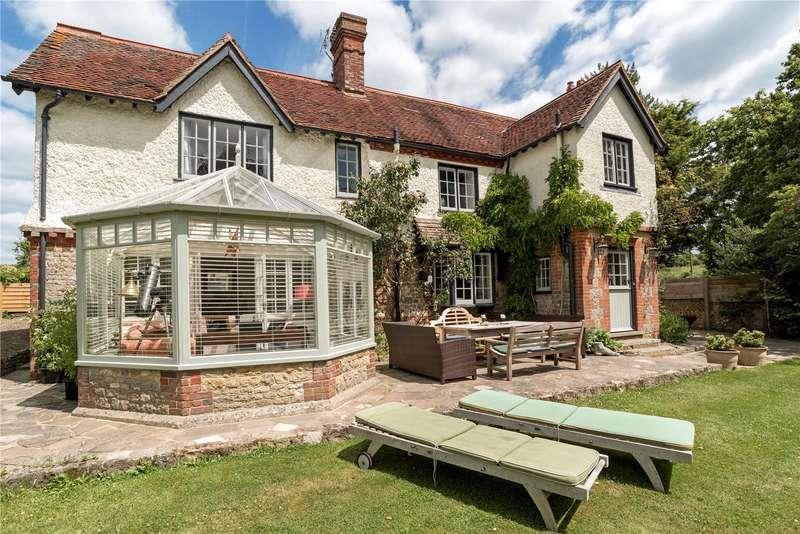 5 Bedrooms Detached House for sale in Easebourne Street, Upper Easebourne, Midhurst, West Sussex, GU29