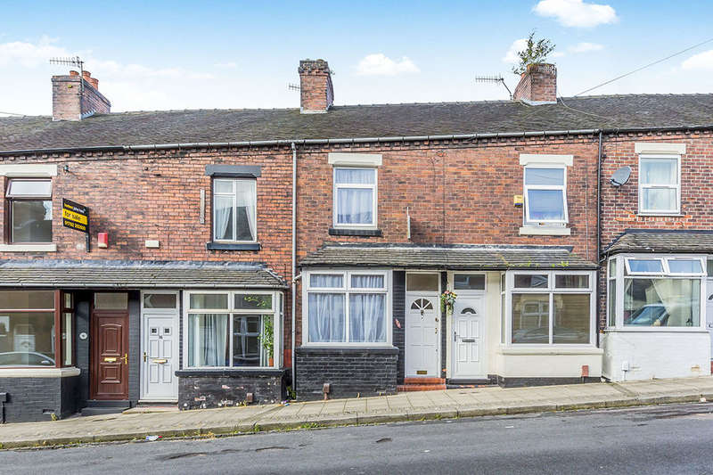 2 Bedrooms Terraced House for sale in Tintern Street, Stoke-On-Trent, ST1