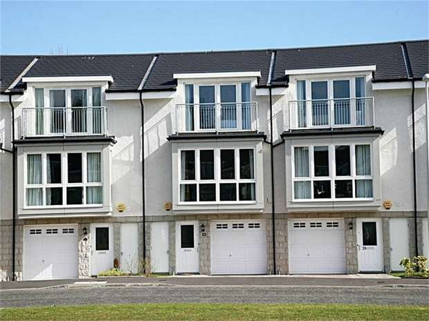 4 Bedrooms Town House for sale in Woodlands Terrace, Cults, Aberdeen