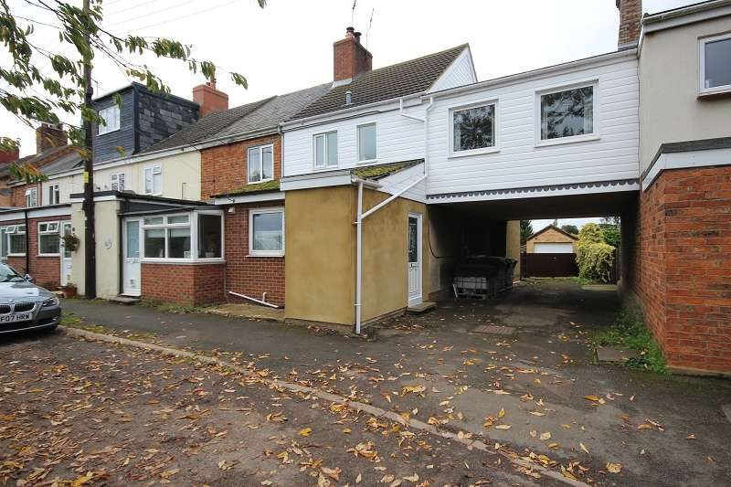 3 Bedrooms Cottage House for sale in Furnace Cottages, Furnace Lane, Finedon, Wellingborough, Northamptonshire. NN9 5NZ