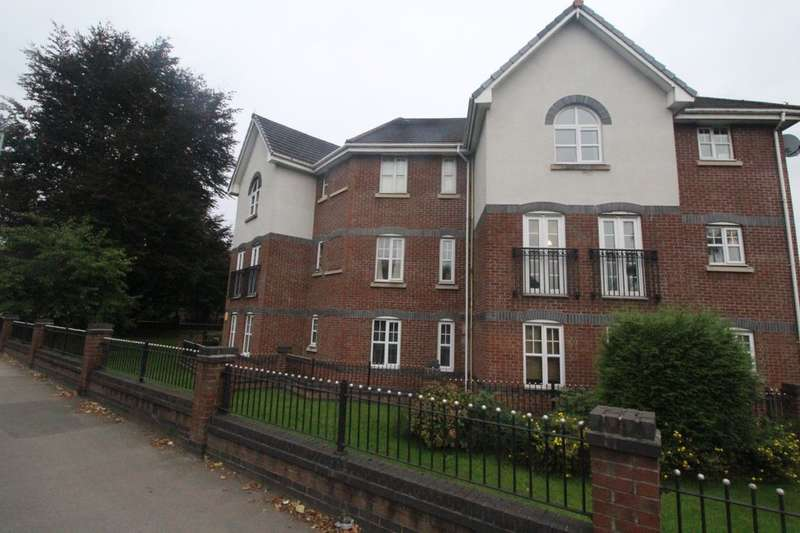 2 Bedrooms Flat for sale in Printers Close, Burnage, Manchester, M19