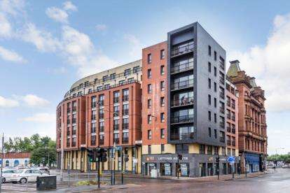 2 Bedrooms Flat for sale in Howard Street, Glasgow