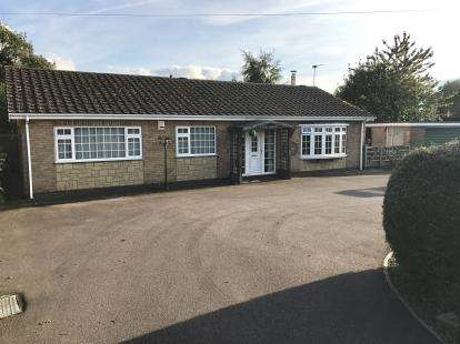 3 Bedrooms Bungalow for sale in Sleaford Road, Boston, Lincs, England