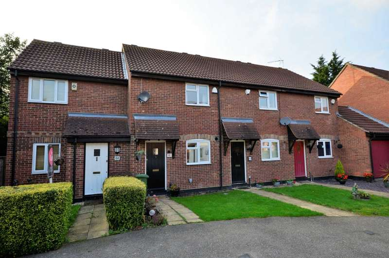 2 Bedrooms Terraced House for sale in The Pines, Steepleview