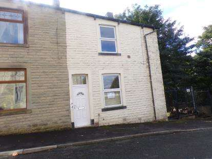 3 Bedrooms End Of Terrace House for sale in Prestwich Street, Burnley, Lancashire, BB11