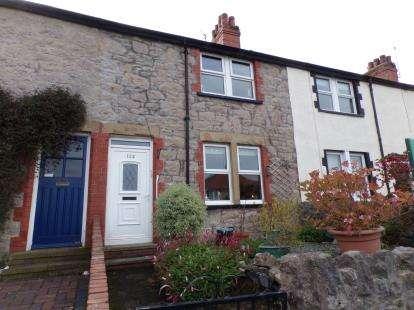 2 Bedrooms Terraced House for sale in Llysfaen Road, Old Colwyn, Colwyn Bay, Conwy, LL29