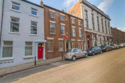 2 Bedrooms Flat for sale in Lord Nelson Street, Liverpool, Merseyside, L3