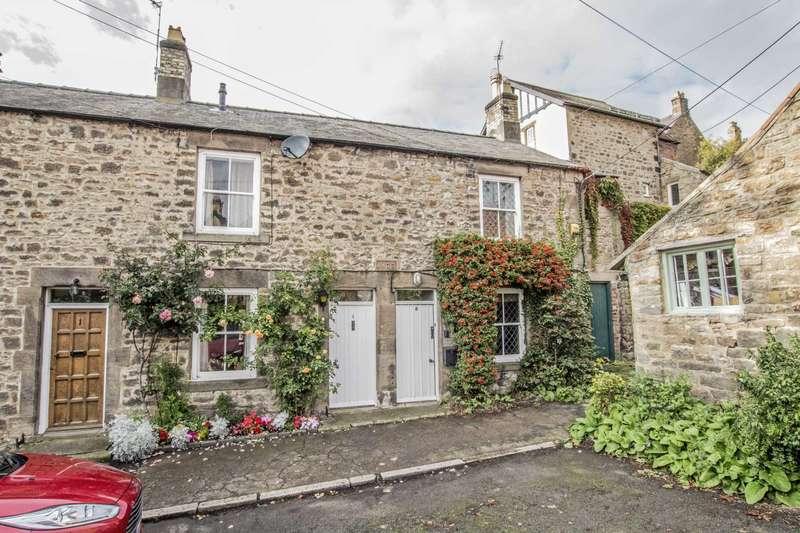 2 Bedrooms Terraced House for sale in Bridge End Cottages, Corbridge