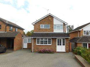 3 Bedrooms Link Detached House for sale in Marston Drive, Vinters Park, Maidstone, Kent