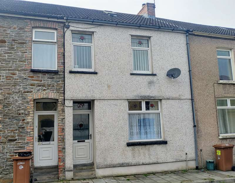 3 Bedrooms Property for sale in Thomas Street, Llanbradach, Caerphilly