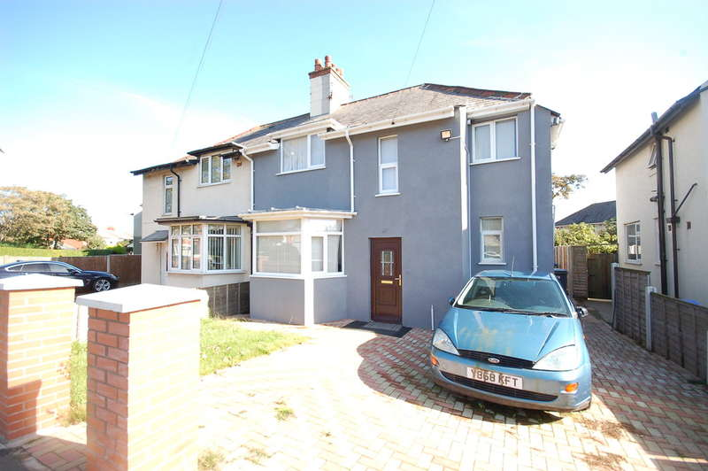 3 Bedrooms Semi Detached House for sale in Marton Drive, Blackpool