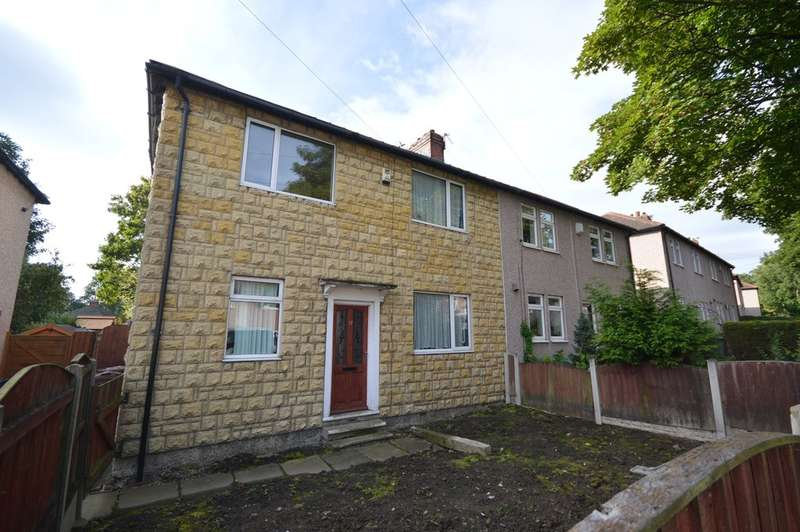 3 Bedrooms Semi Detached House for sale in Haselden Road, Lupset, Wakefield