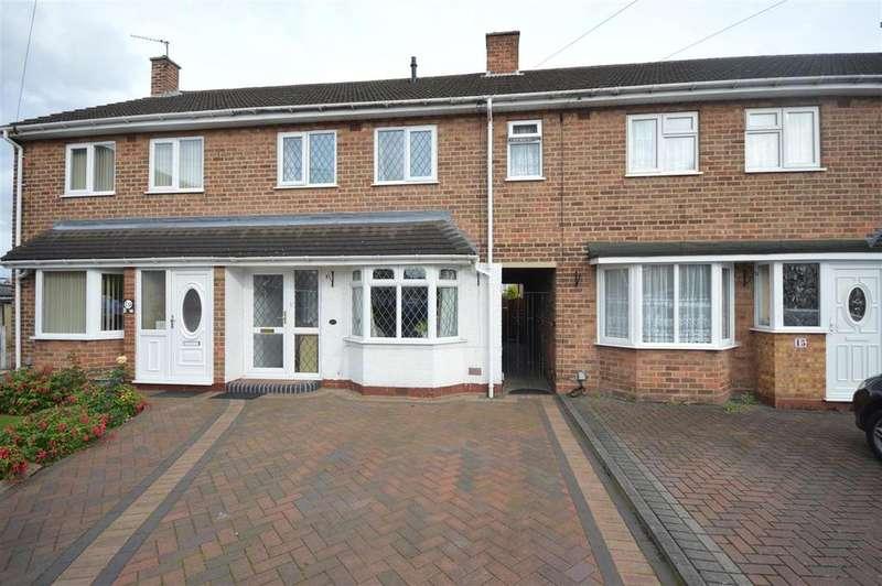 2 Bedrooms Terraced House for sale in Amanda Drive, Birmingham