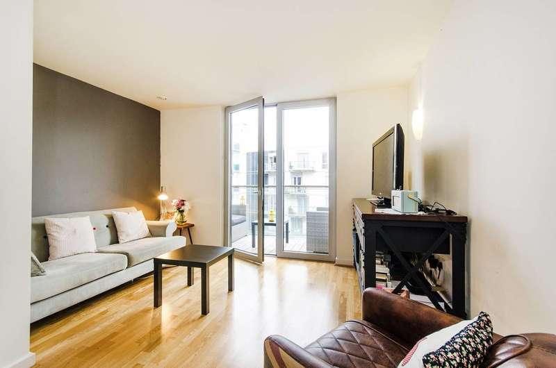 1 Bedroom Flat for sale in Empire Way, Wembley Park, HA9