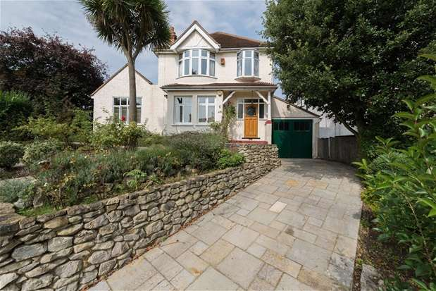 4 Bedrooms Detached House for sale in Lovelace Road, Dulwich
