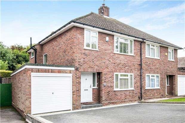 3 Bedrooms Semi Detached House for sale in Tubbenden Lane, ORPINGTON, Kent, BR6