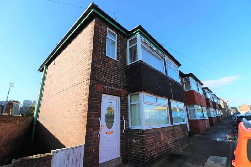 2 Bedrooms End Of Terrace House for sale in Old Bidston Road, Birkenhead, CH41 8EL