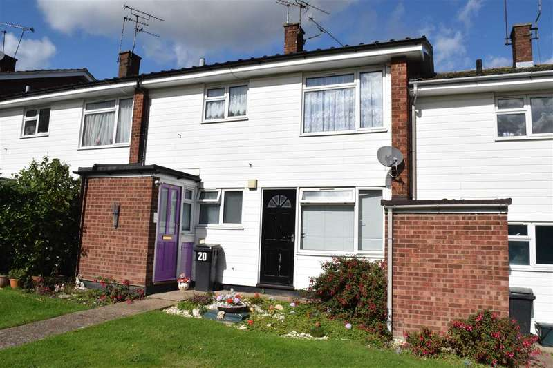 1 Bedroom Maisonette Flat for sale in Home Mead, Chelmsford
