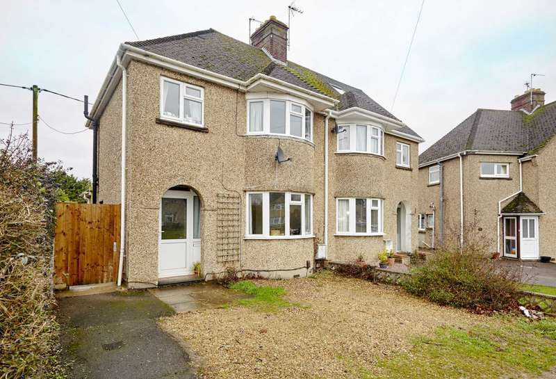 3 Bedrooms Semi Detached House for sale in Springfield Oval, Witney