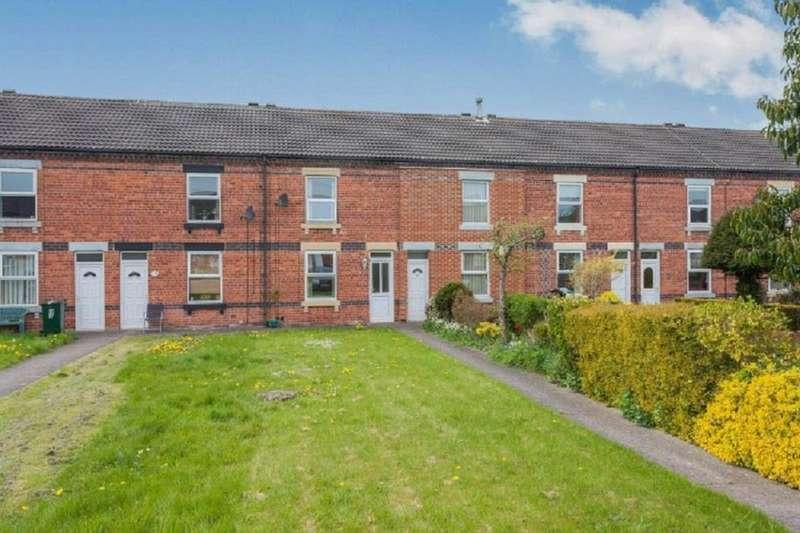 2 Bedrooms Terraced House for sale in Dawson Terrace, Kiveton Park, Sheffield, S26