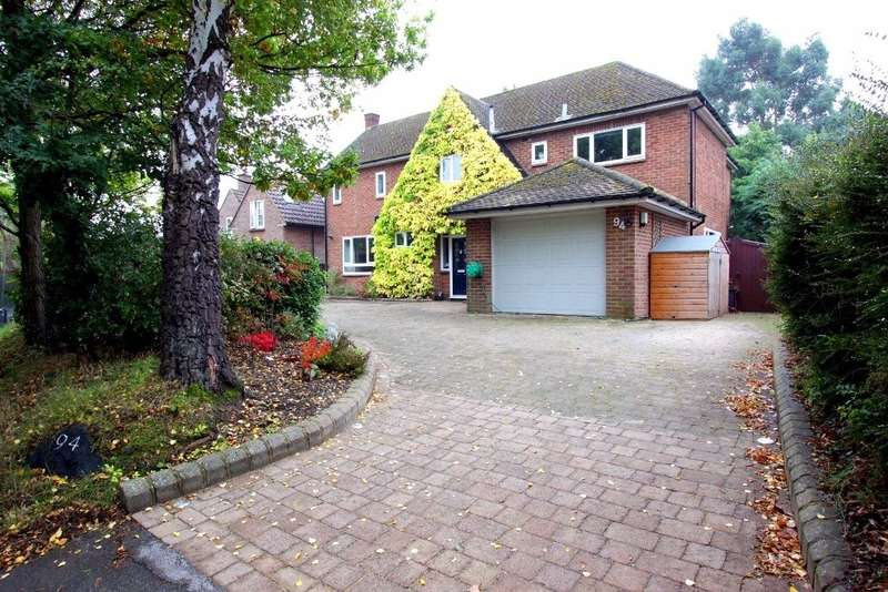 5 Bedrooms Detached House for sale in Bell Lane, Little Chalfont, HP6