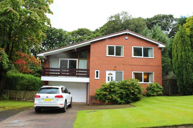 4 Bedrooms Detached House for sale in The Glen, Bolton