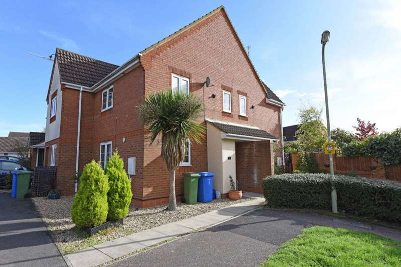 1 Bedroom House for sale in The Lawns, Farnborough, GU14