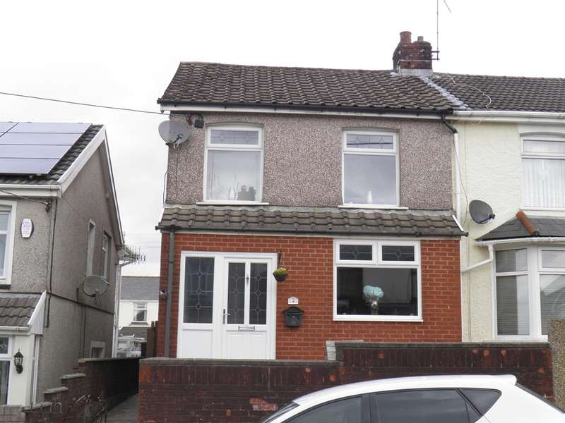 3 Bedrooms Semi Detached House for sale in Ash Street, Gilfach Goch, PORTH