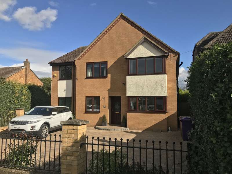 5 Bedrooms Detached House for sale in Melbourn Road, Royston